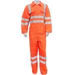 Antistatic HV coverall
